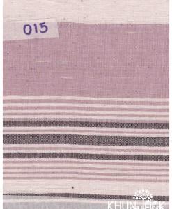 Hand Woven Cotton Natural Dyes Special Mix (Cotton, Hemp, Tencel) 007
