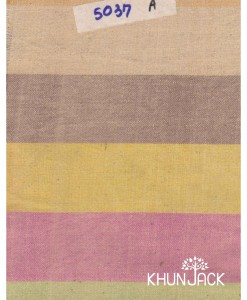 Hand Woven Cotton Synthetic dyes 080